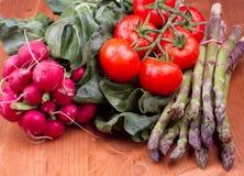 Μικτά λαχανικά Στοκ φωτογραφία με δικαίωμα ελεύθερης χρήσης