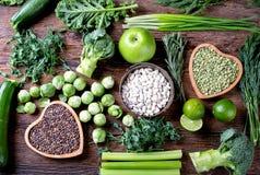 Μικτά λαχανικά, όσπρια Στοκ φωτογραφία με δικαίωμα ελεύθερης χρήσης