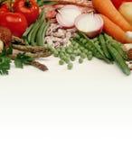 μικτά λαχανικά Στοκ Φωτογραφία