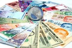 Ξένο νόμισμα Στοκ Εικόνα