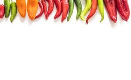 μικτά πιπέρια Στοκ φωτογραφία με δικαίωμα ελεύθερης χρήσης