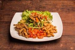 Μικτά ταϊλανδικά τρόφιμα Στοκ Φωτογραφία