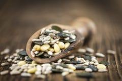Μικτοί σπόροι (εκλεκτική εστίαση) Στοκ φωτογραφίες με δικαίωμα ελεύθερης χρήσης