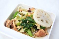 μικτός τρόφιμα χορτοφάγος στοκ φωτογραφία με δικαίωμα ελεύθερης χρήσης