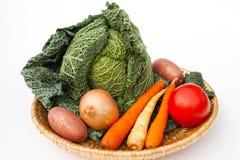 μικτό λαχανικό Στοκ Εικόνα