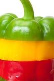 Μικτό πιπέρι κουδουνιών Στοκ φωτογραφία με δικαίωμα ελεύθερης χρήσης