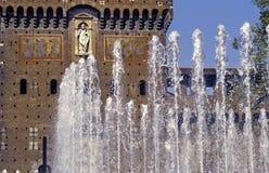 Μιλάνο (Ιταλία) Στοκ φωτογραφία με δικαίωμα ελεύθερης χρήσης