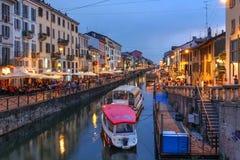 Μιλάνο, Ιταλία Στοκ φωτογραφίες με δικαίωμα ελεύθερης χρήσης