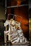 Μιλάνο - 24 Σεπτεμβρίου 2017: Κατάστημα του Giorgio Armani στο Μιλάνο Στοκ Φωτογραφίες