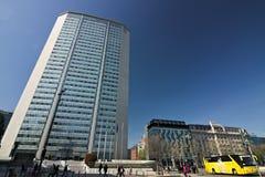 Μιλάνο r 21 Μαρτίου 2019 Ουρανοξύστης Pirelli στοκ εικόνες