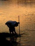 μιμητής gandhi Στοκ εικόνα με δικαίωμα ελεύθερης χρήσης