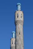 μιναρές Στοκ φωτογραφία με δικαίωμα ελεύθερης χρήσης