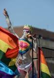 Μινεάπολη, ΜΝ, παρέλαση 2013 υπερηφάνειας LGBT στοκ εικόνα