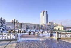 Μινσκ landscape urban Στοκ εικόνα με δικαίωμα ελεύθερης χρήσης