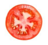 μισή ντομάτα Στοκ εικόνες με δικαίωμα ελεύθερης χρήσης