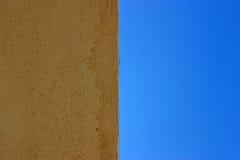 μισός τοίχος ουρανού Στοκ Εικόνες