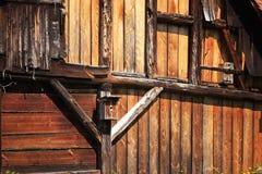 Μισό-εφοδιασμένα με ξύλα κτήρια στη Γερμανία Στοκ φωτογραφία με δικαίωμα ελεύθερης χρήσης