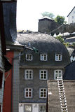 Μισό-εφοδιασμένο με ξύλα γερμανικό σπίτι Στοκ φωτογραφίες με δικαίωμα ελεύθερης χρήσης