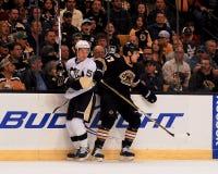 Μιλάνο Lucic, Boston Bruins μπροστινοί Στοκ Εικόνες