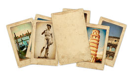 Μνήμες της Ιταλίας Στοκ φωτογραφίες με δικαίωμα ελεύθερης χρήσης
