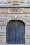 Μνημεία της παλαιάς πόλης - Γντανσκ, Πολωνία Στοκ φωτογραφίες με δικαίωμα ελεύθερης χρήσης