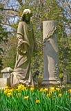 μνημείο αγγέλου Στοκ Φωτογραφία