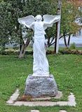 Μνημείο αγγέλου στο μοναστήρι Raifa Στοκ Εικόνα