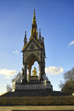 μνημείο Αλβέρτου Λονδίνο Στοκ Εικόνες