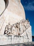 Μνημείο ανακαλύψεων Στοκ Φωτογραφίες