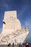 μνημείο ανακαλύψεων Στοκ φωτογραφία με δικαίωμα ελεύθερης χρήσης