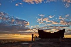 Μνημείο ανθρακωρύχων Στοκ Φωτογραφίες