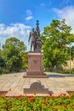 μνημείο αυτοκρατόρων Στοκ Εικόνα