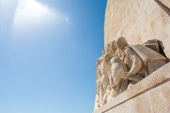 Μνημείο για τους εξερευνητές στο Βηθλεέμ Λισσαβώνα Λισσαβώνα Πορτογαλία Στοκ εικόνες με δικαίωμα ελεύθερης χρήσης