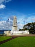Μνημείο Δεύτερου Παγκόσμιου Πολέμου Περθ Στοκ Εικόνες