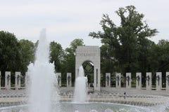 Μνημείο Δεύτερου Παγκόσμιου Πολέμου Στοκ Φωτογραφίες