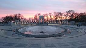 Μνημείο Δεύτερου Παγκόσμιου Πολέμου Στοκ φωτογραφία με δικαίωμα ελεύθερης χρήσης