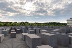 μνημείο Εβραίων της Ευρώπη& στοκ φωτογραφία με δικαίωμα ελεύθερης χρήσης