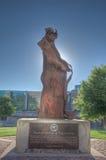 9/11 μνημείο ενθύμησης Στοκ φωτογραφία με δικαίωμα ελεύθερης χρήσης