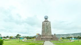 Μνημείο ισημερινών απόθεμα βίντεο