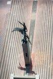 Μνημείο κονδόρων bolívar Στοκ Εικόνα