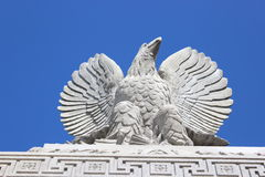 Μνημείο κρατικού εμφύλιου πολέμου της Νέας Υόρκης Στοκ εικόνα με δικαίωμα ελεύθερης χρήσης