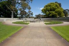 Μνημείο κρατικού πολέμου - Περθ - Αυστραλία στοκ εικόνα