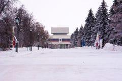 Μνημείο Λένιν στοκ εικόνες με δικαίωμα ελεύθερης χρήσης