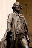 μνημείο νέα Ουάσιγκτον Υόρκη George στοκ εικόνες