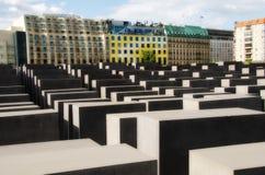 μνημείο ολοκαυτώματος του Βερολίνου Στοκ φωτογραφίες με δικαίωμα ελεύθερης χρήσης