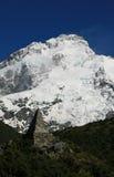 μνημείο ορειβατών στοκ εικόνα