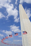 μνημείο Ουάσιγκτον Στοκ Φωτογραφία