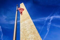 μνημείο Ουάσιγκτον Στοκ φωτογραφία με δικαίωμα ελεύθερης χρήσης