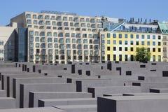 Μνημείο ολοκαυτώματος (γερμανικά: Ολοκαύτωμα-Mahnmal) στοκ εικόνα