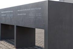 Μνημείο ολοκαυτώματος στο Βερολίνο Στοκ εικόνα με δικαίωμα ελεύθερης χρήσης